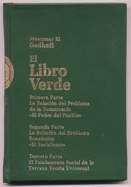 El_libro_verde_de_Gadafi