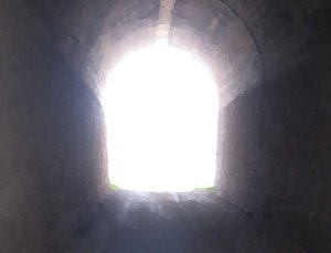 luz y tunel