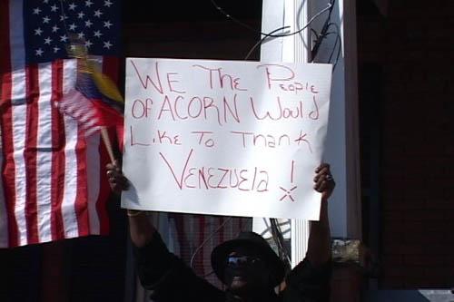 Thank Venezuela