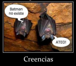 batman no existe
