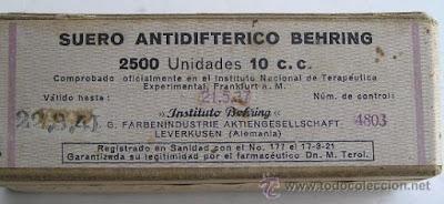 suero antidifterico