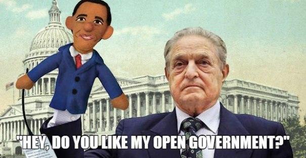 Soros Open Government