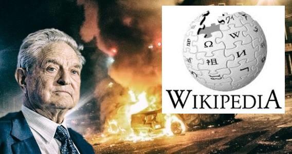 Soros-Wikipedia