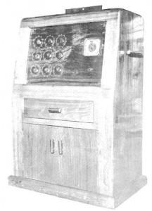 radio visión instrument